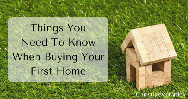 Things You Need to Know Before Buying Your First Home
